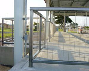 Metal Framed Cable Railings - Design Guide