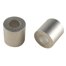 "Nicopress Aluminum Stop Sleeves - 5/16"" (20ea) - 878-10-VF6"