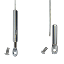 Cable Railing Assemblies - 4302 Series